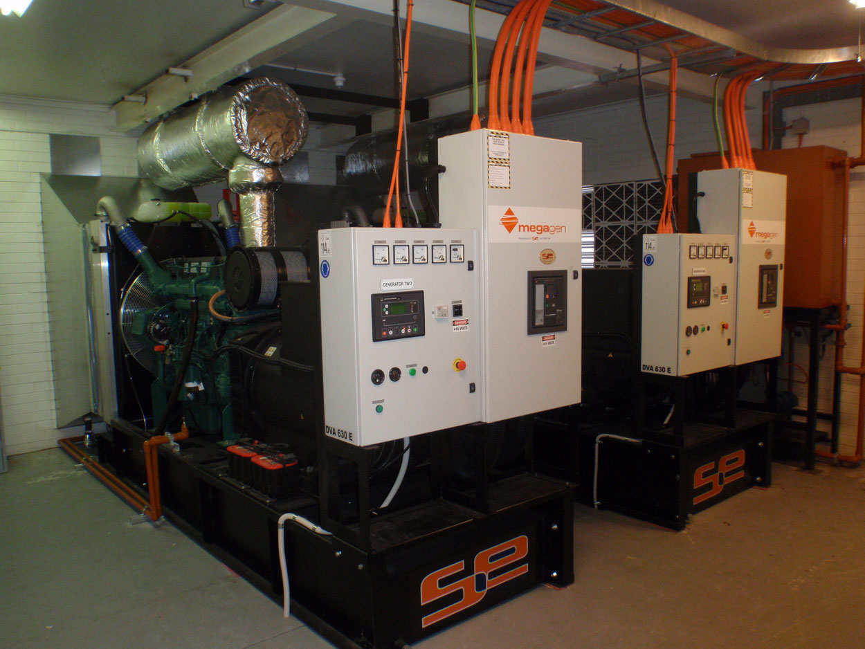 Emergency Power Systems Stiles Electrical Services